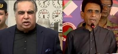 گورنر سندھ کا ایم کیو ایم پاکستان کی قیادت سے ٹیلیفونک رابطہ