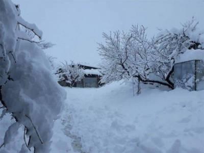 محکمہ موسمیات کی شدیدسیلاب اوربرفباری کی پیشگوئی