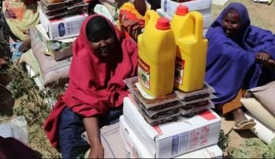 شاہ سلمان ریلیف مرکز کا صومالیہ میں سیلاب متاثرین میں ریلیف آپریشن جاری