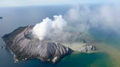 نیوزی لینڈ ، آتش فشاں پھٹنے سے ہلاکتوں کی تعداد18ہوگئی