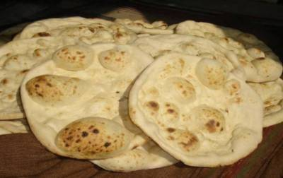 کراچی:تندوری روٹی کی قیمت 8روپے مقرر