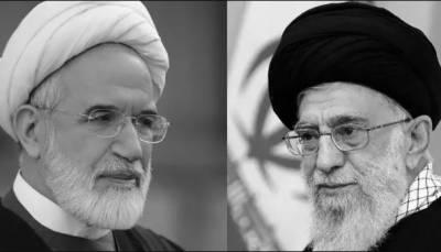 ایران : خامنہ ای سے سبکدوشی کا مطالبہ کرنے والے مہدی کروبی کا بیٹا گرفتار