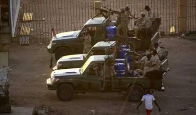 بغاوت پر قابو پا لیا،انٹیلی جنس مراکز ہمارے ہاتھوں میں ہیں :سوڈانی عبوری کونسل
