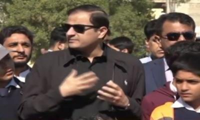 وفاق نے کراچی کے لیے کوئی اقدامات نہیں اٹھائے،ے162 ارب روپے بھی نہیں لگائے:مرتضی وہاب