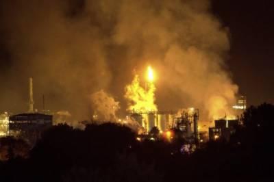 سپین، کیمیکل پلانٹ میں آتشزدگی، ایک شخص ہلاک، 8 زخمی
