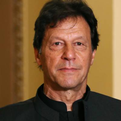 وزیراعظم عمران خان آزاد کشمیر پہنچ گئے