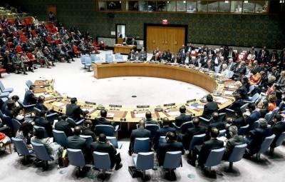 مقبوضہ کشمیر: سلامتی کونسل کا بندہ کمرہ اجلاس، بھارتی مظالم اور پابندیوں پر بحث
