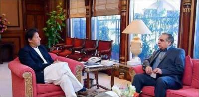 آئی جی سندھ کی تبدیلی ، وزیراعظم کی آج گورنر سندھ سے اہم ملاقات