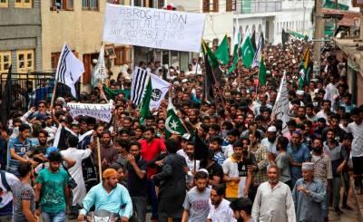 بھارت نے کشمیر میں شٹ ڈاون کے ذریعے تباہی چھپانے کی کوشش کی:ہیومن رائٹس واچ