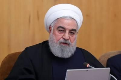 ایرانی صدر کی غیر ملکی افواج کو خطرے کا سامنا کرنے کی دھمکی