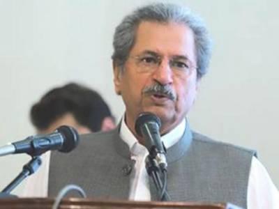 ہمیں ملک کے مثبت تشخص کو اجاگر کرنا چاہیے:شفقت محمود