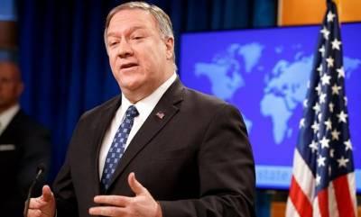 ایرانی رجیم ہر آنے والے دن اپنا قانونی جواز کھو رہی ہے:امریکی وزیر خارجہ