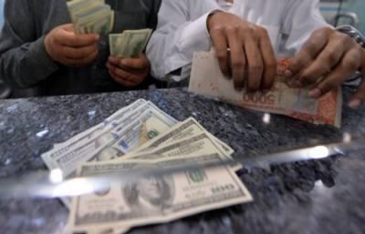 انٹربینک :ڈالر کی قیمت میں 06 پیسے کمی