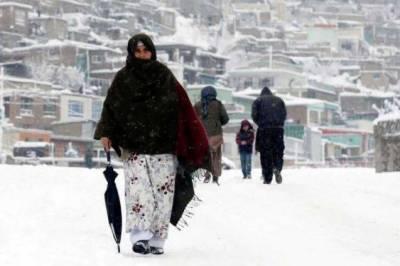 ملک بھر میں سردی کا ڈیرہ برقرار