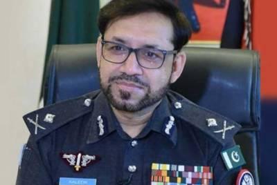 کرائم انڈیکس پر کراچی چھٹے سے88 ویں نمبر پر آگیا ہے:آئی جی سندھ