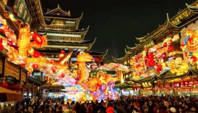 چین: نئے قمری سال کا جشن