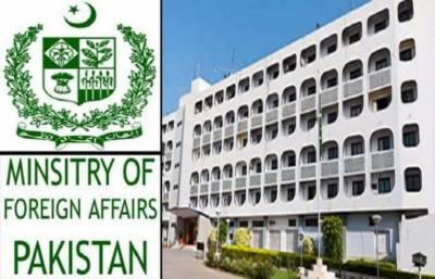 بھارتی سینئر سفارتکار کی دفتر خارجہ طلبی، اقلیتوں سے متعلق پراپیگنڈا مسترد