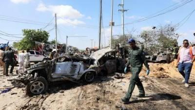 صومالیہ میں الشباب کا خودکش کاربم حملہ،4افراد ہلاک