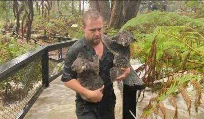 آسٹریلیا میں جنگلاتی آگ کے بعد سیلاب نے نئی تباہی پھیلادی