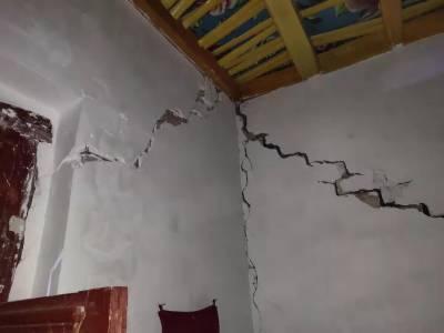 چین کے صوبہ سنکیانگ میں 6 شدت کا زلزلہ
