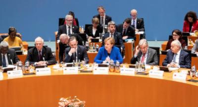برلن امن کانفرنس ،لیبیا میں عدم مداخلت ،الجہت کمیٹی کے قیام پر اتفاق