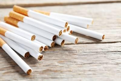 سگریٹ کی غیر قانونی تجارت کے خلاف کریک ڈاؤن