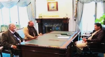 سکندر حیات کی مسئلہ کشمیر کو بین الاقوامی سطح پرموثر اور بھرپورانداز میں اجاگر کرنے پروزیراعظم کی تحسین