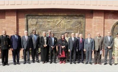 پاکستان افریقی ممالک کیساتھ اپنے تعلقات کو مزید فروغ دینے کا خواہشمند ہے. زبیدہ جلال