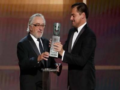 اداکار رابرٹ دی نیرو لائف ٹائم اچیومنٹ ایوارڈ لے اڑے