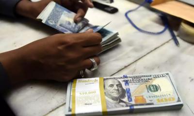 انٹر بینک :ڈالر پانچ پیسے مہنگا