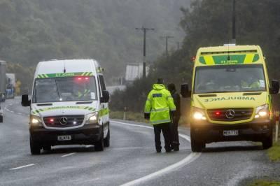 نیوزی لینڈ، بس حادثے کے نتیجہ میں 20 چینی سیاح زخمی