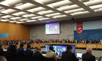 پاکستان کے ایف اے ٹی ایف سے مذاکرات آج ہوں گے