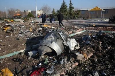 ایران: یوکرین مسافر طیارے کے حادثے سے متعلق نئی تفصیلات