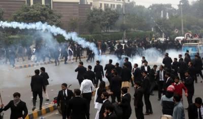 لاہور:سانحہ پی آئی سی میں 2 اعلی پولیس افسران قصور وار قرار