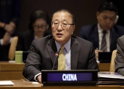 عالمی برادری کواسرائیل اورفلسطین کے تنازعات مذاکرات کے ذریعے حل کرنے کی حوصلہ افزائی کرنی چاہیے:چین