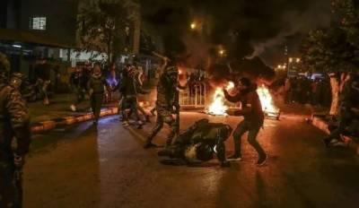 لبنان:نئی حکومت کی تشکیل کے باوجود احتجاج کا سلسلہ جاری