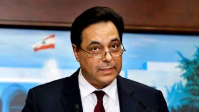 لبنان، نامزد وزیراعظم حسان دیاب کی نئی 20 رکنی کابینہ کا اعلان