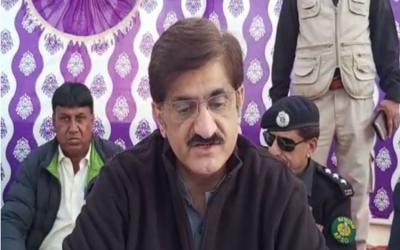 آئی جی سندھ کی تبدیلی میں وزیراعظم کی مرضی بھی شامل ہے: مراد علی شاہ