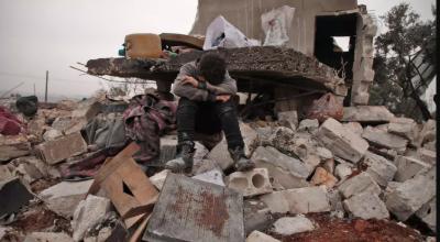 روسی فوج کے شام کے شمالی صوبوں میں فضائی حملے، 12افراد ہلاک