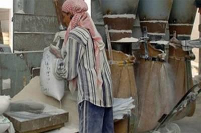 آٹا بحران: لاہور میں آٹے کی چکیاں بند کرنے کا اعلان