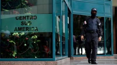 وینزویلا، خوآن گوآئیڈو کے دفتر پر خفیہ اداروں کا چھاپہ