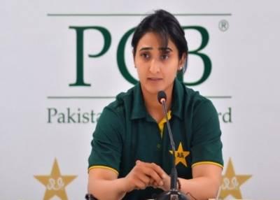بسمہ معروف ورلڈکپ میں پہلی مرتبہ پاکستان ویمنز ٹیم کی قیادت کریں گی