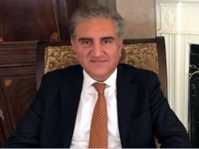 وزیراعظم اورامریکی صدر کے درمیان ملاقات بہت مفید رہی:شاہ محمود قریشی