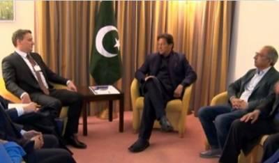 وزیراعظم کی سسٹم ایپلی کیشنزاینڈپروڈکٹ کو پاکستان میں سافٹ وئیرلیبارٹریزقائم کرنےکی پیشکش