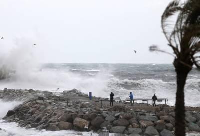 سپین کے ساحلی علاقے میں طوفان سے تباہی،7 افراد ہلاک،4 لاپتہ