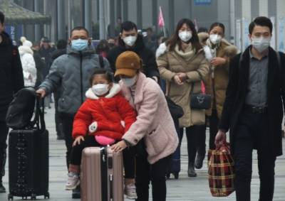 چین:کروناوائرس سے متاثرہ افراد کی تصدیق 500 سے تجاوز کر گئی