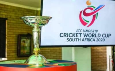 انڈر 19کرکٹ ورلڈ کپ:آج دو میچز کھیلے جائیں گے