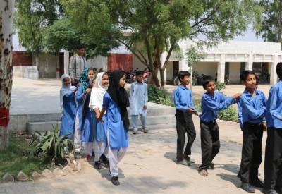 لاہور:پاک بنگلہ دیش ٹی 20 کرکٹ میچ,سکولوں میں جمعے اور ہفتے کو 11 بجے چھٹی کا اعلان