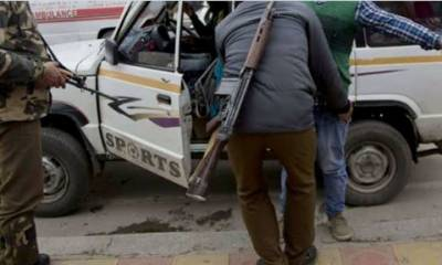 مقبوضہ کشمیر:بھارتی فوجیوں کی محاصرے اور تلاشی کی پر تشدد کارروائیاں جاری