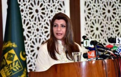 پاکستان نے اقتصادی راہداری کیخلاف بے بنیاد دعوؤں کو مسترد کر دیا